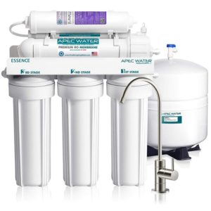 APEC Top Tier Alkaline Mineral ROES-PH75 best RO water filter image