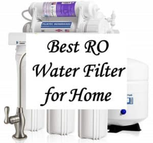 Best RO Water Filter for Home image
