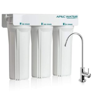 APEC WFS-1000 3 Stage Under-Sink Water Filter System image