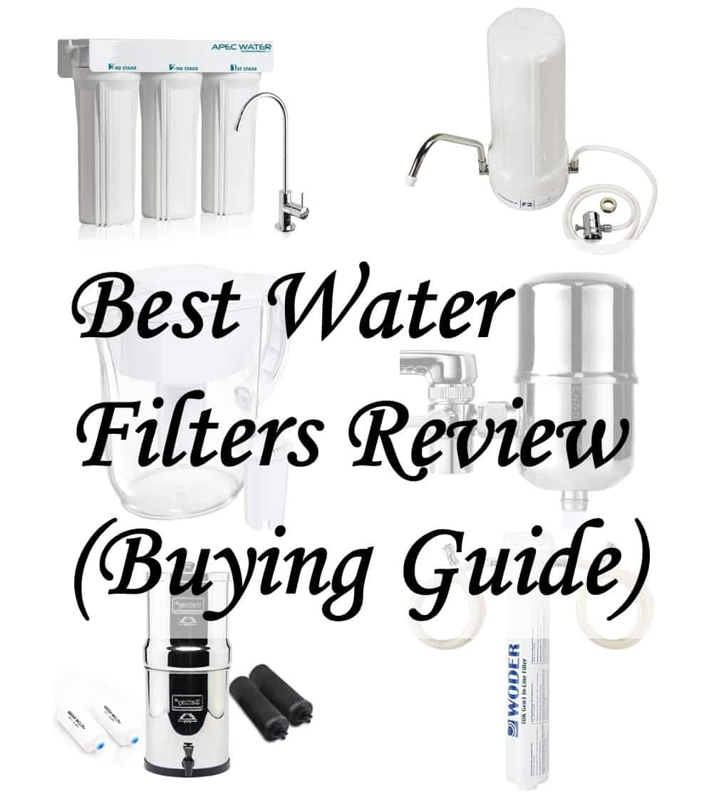 Best Water Filters for Home Review Buying Guide