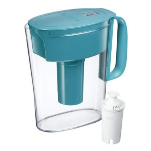 10. Best Budget Pitcher Water Filter - Brita Small 5 Cup Metro Water Pitcher [Review]