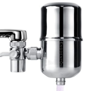 3. Best Faucet Water Filter - Engdenton Faucet Water Filter [Review]