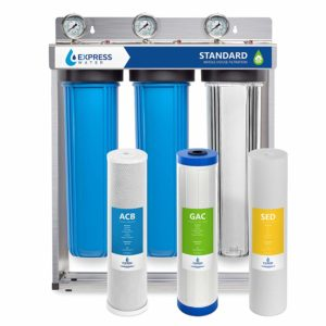 Express Water WH300SCGS 3-Stage Whole House Water Filtration System Review
