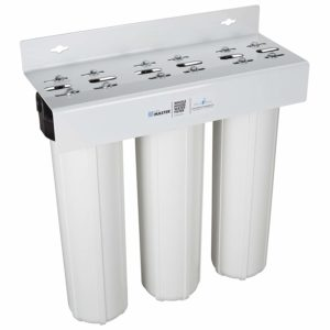 Home Master HMF3SDGFEC Whole House 3-Stage Water Filtration System Review