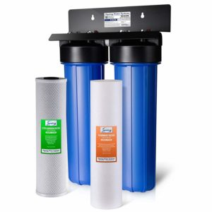 iSpring WGB22B 2-Stage Whole House Filtration System Review