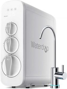 Best tankless RO water filter Waterdrop WD-G3-W image
