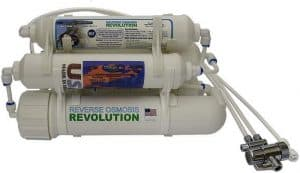 Revolution Countertop Reverse Osmosis System with Deionization image