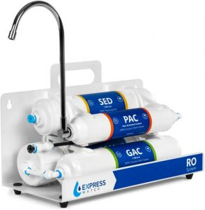 Express Water Countertop Reverse Osmosis Water Filter