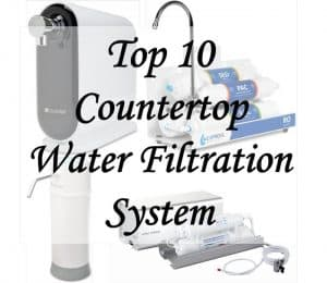 Top 10 Best Coutertop Water Filter Reviews image