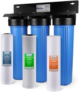 iSpring WGB32B-PB 3-Stage [Review] - Best Whole House Water Filter for Lead Removal