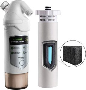 Miniwell 720-Plus with Double Shower Filter