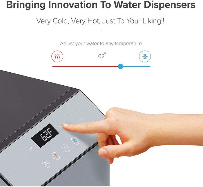 Personalized water temperature feature