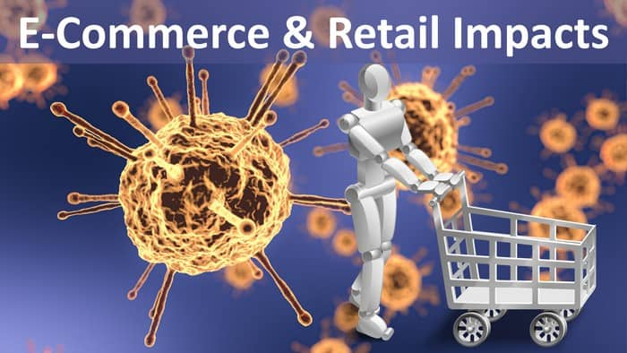 Coronavirus Impacts on E-Commerce and Retail Markets [Survey]