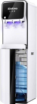 3. Rinkmo Bottom Load Water Dispenser - Best bottom load water cooler with UV Self-Cleaning image