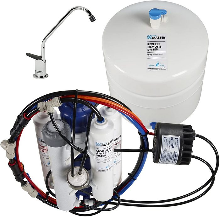 Best Reverse Osmosis System for Well Water Filtration [Review] image