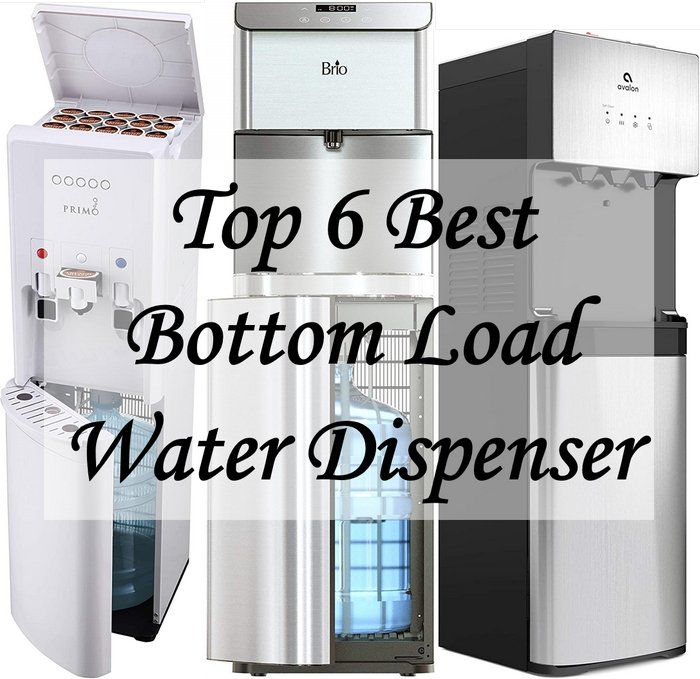 Top 6 Best Bottom Load Water Dispenser & Cooler [Expert Review]