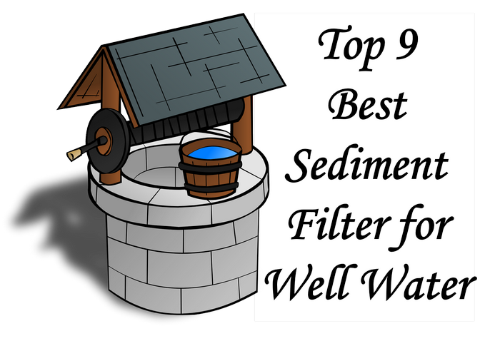 best sediment filter for well water image