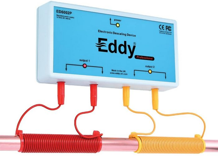 15. Eddy Electronic Water Descaler  image