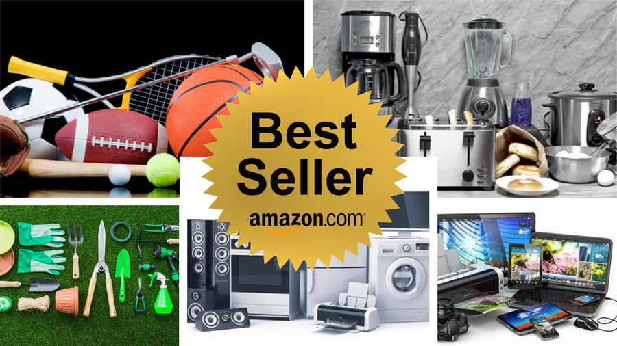 Collection of Amazon Best Sellers Products [Updated Hourly]