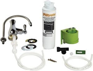 1. Filtrete Maximum Under Sink Water Filtration System Review - Best Undersink Lead Removal Filter