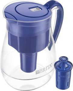 Brita 10 Cup 36396 Monterey Water Filter Pitcher Review - Best Lead Removal Filter Picher image