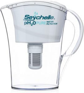 4. Seychelle pH20 Alkaline Water Filter Pitcher Review - Best Alkaline Water Filter Pitcher