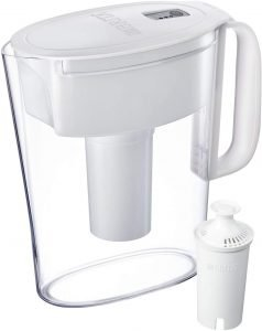 5. Brita Metro Pitcher Review - Best Budget Water Filter Pitcher