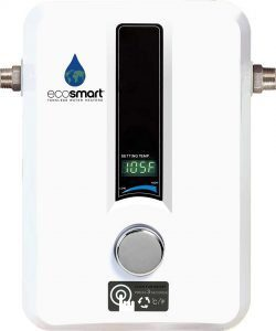 5. EcoSmart ECO 11 Electric Tankless Water Heater Review - Best Budget Electric Tankless Water Heater image