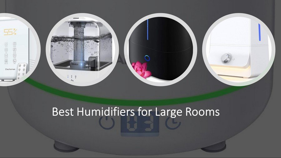 5 Best Humidifiers for Large Rooms [Ultrasonic] Reviews 2020 image