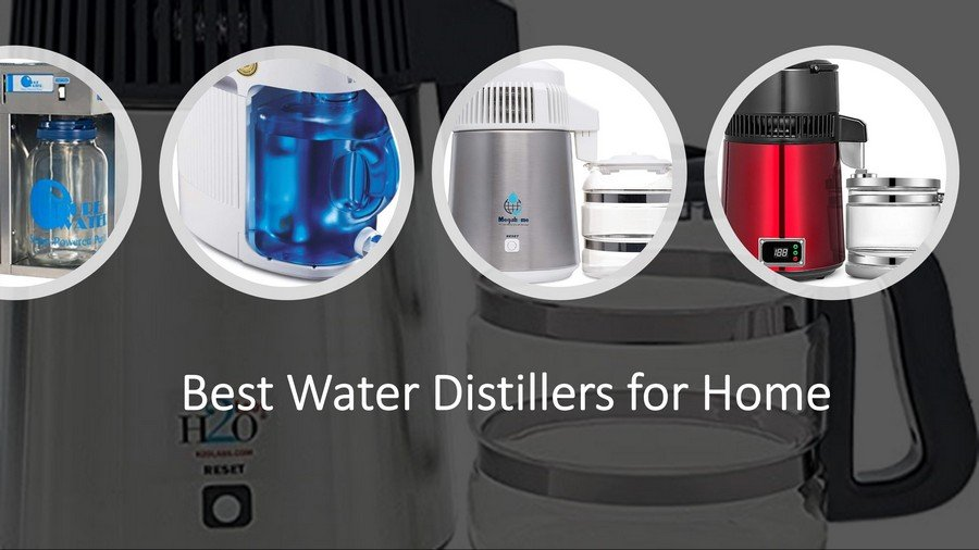 Best Water Distillers for Home Image