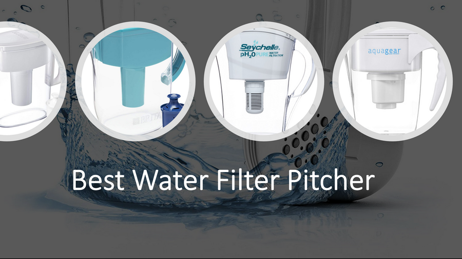 Best Water Filter Pitchers for Home Image