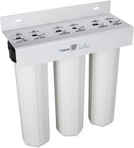 2. Home Master Whole House 3-Stage Well Water Filtration System image