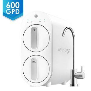 Waterdrop G2 P600 Reverse Osmosis System Review (WD-G2 P600-W RO) image