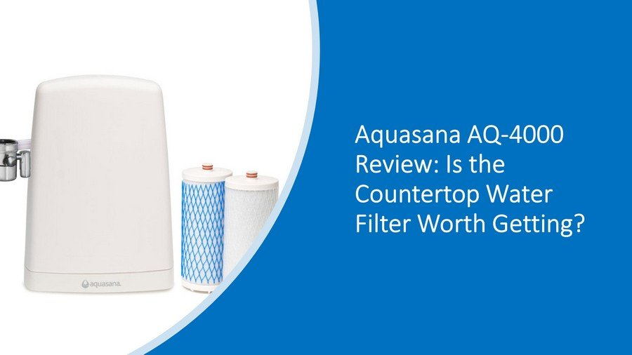 Aquasana AQ-4000 Review 2020: Is the Countertop Filter Worth Buying Image