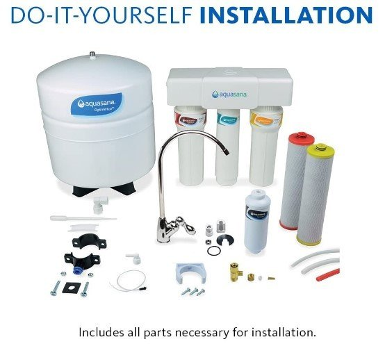 Aquasana OptimH2O Installation & Maintenance images