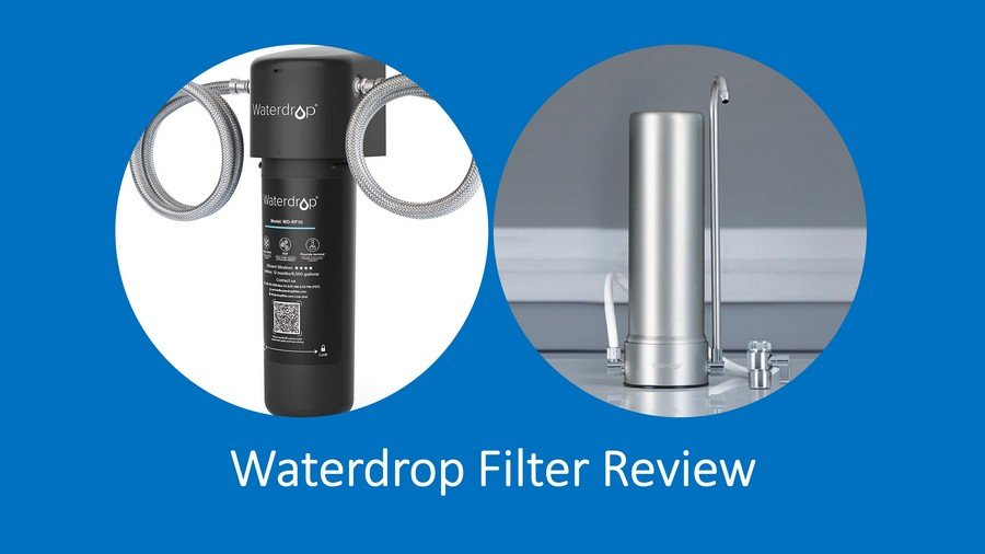 Waterdrop Filter Review: WD-CTF-01 Countertop & WD-10UA/15UA/17UA Under Sink Filter image