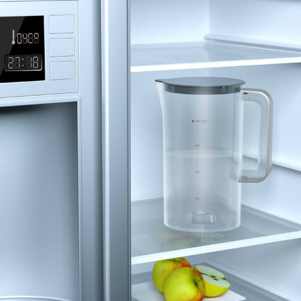Waterdrop M5 Pitcher in the Fridge Image