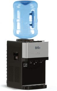 10. Best Countertop Top Load Water Dispenser - Brio CLCTTL520 Top Loading Countertop Water Cooler [Review]