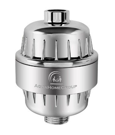 AquaHomeGroup Shower Filter