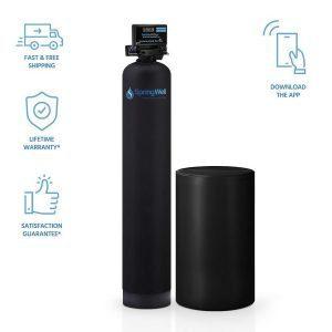 SpringWell Salt-based Water Softener Review image