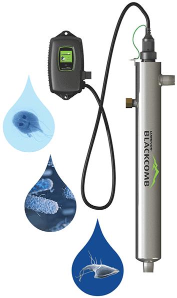 SpringWell Blackcomb UV Add-Ons
