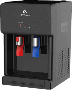 7. Avalon A8 Countertop Water Cooler Dispenser [Review] – Best Touchless Bottleless Water Cooler image