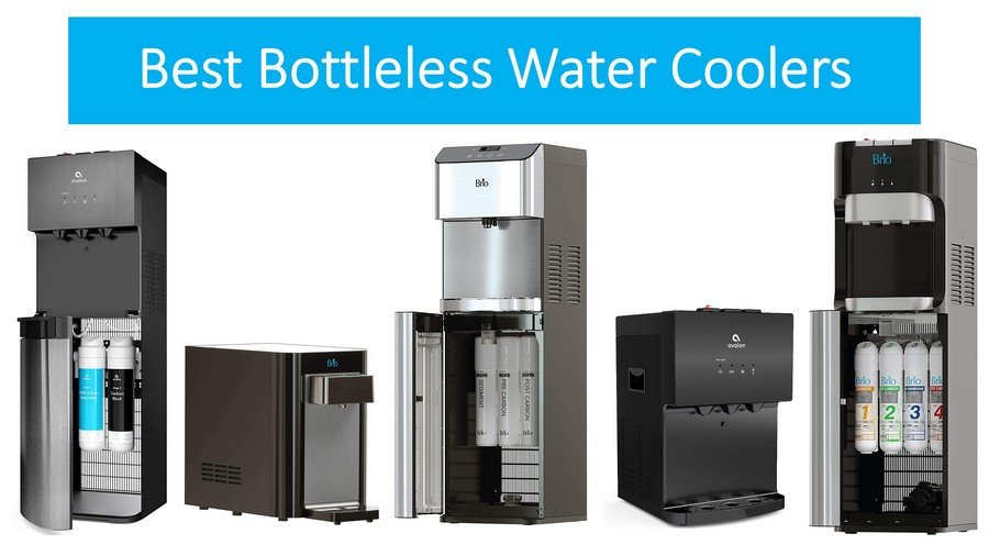 7 Best Bottleless Water Cooler Dispensers In 2021 Review Image