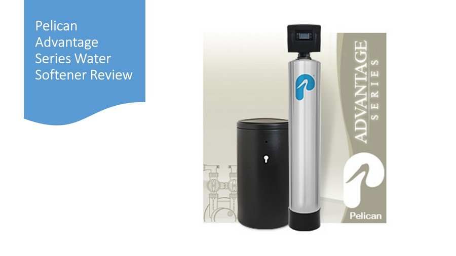 Pelican Water Softener Review: Advantage Series PS48 & PS80 Image