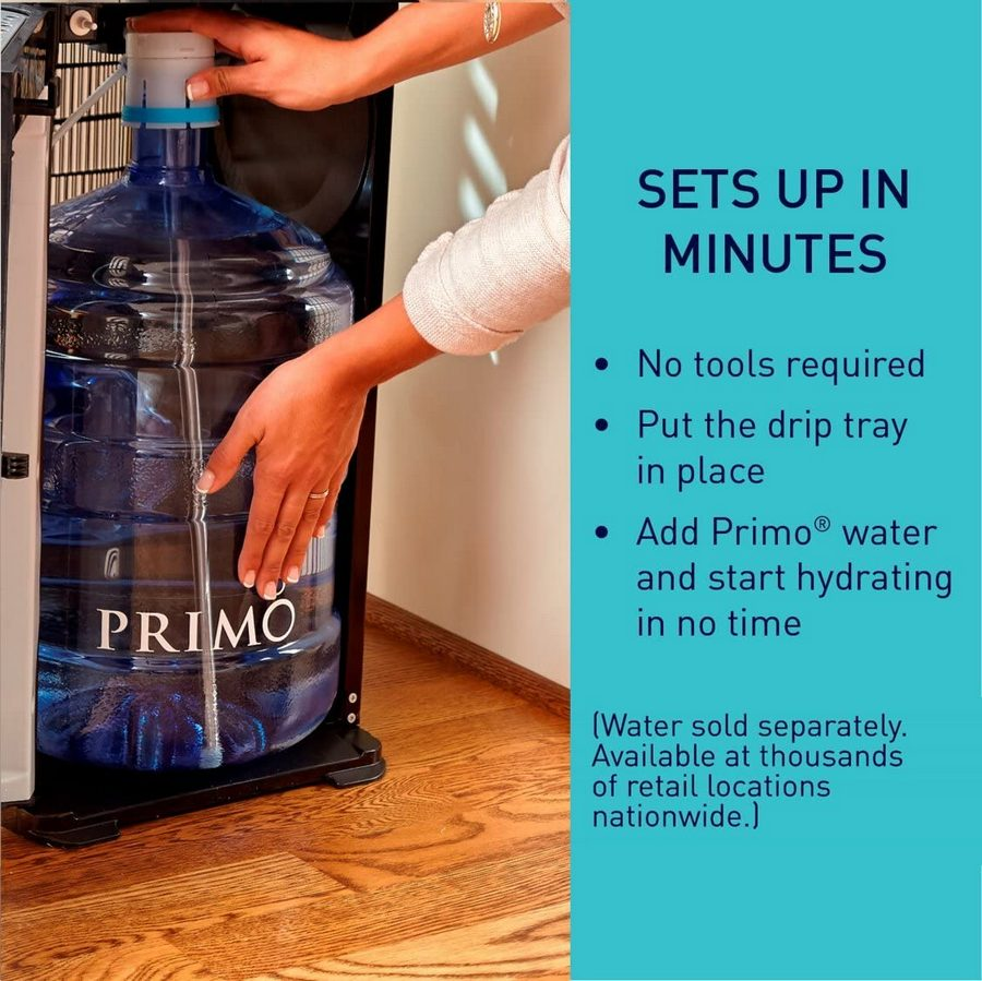 Replace Primo Water Dispenser